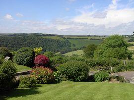 view to Hawkridge