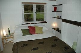 Bedroom at Thatched Farm