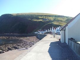 Pennan bank head