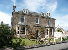 Stone built early Victorian House