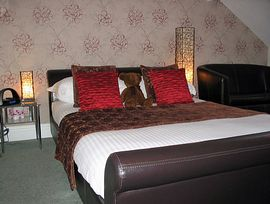 Windermere - double en-suite room