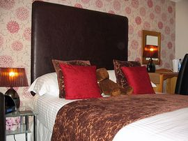 Grasmere - double en-suite room