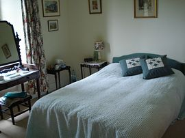 The double room