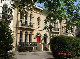 Hanover House facade