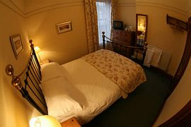 Very tastefully decorated double en suite