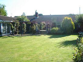Stanton House garden