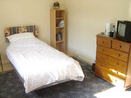 Example of single room