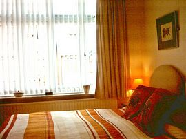 Double Room with Super King Bed