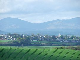 Galloway Hills and Wigtown