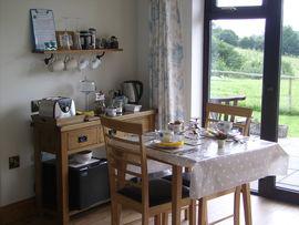 Breakfast in the Meadow Room