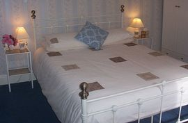 King size en-suite room