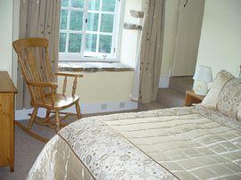 The Warm room with paddock views