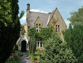 Gothic Revival Period House