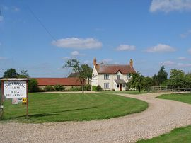 Lowerfield Farm guesthouse