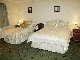 Family room/twin room en-suite