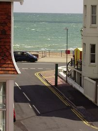 Sea View  from Double room