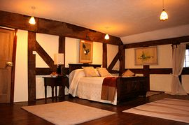 one of our bedrooms