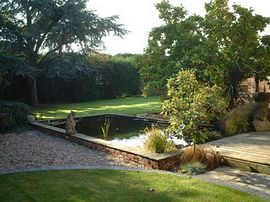 The Gardens at Treherne House
