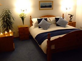 all rooms are modern and comfortable.