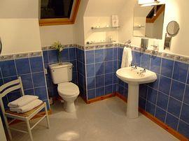 All rooms have luxury en-suite