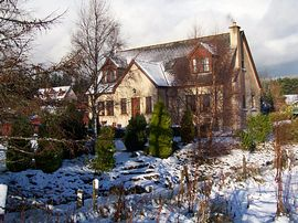 Speyburn House