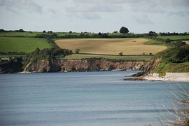 Falmouth beaches and coastal path