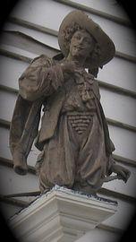 Cavalier Figure