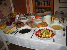 Torlinnhe Breakfast Buffet