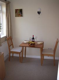 Dining Area in Sitting Room