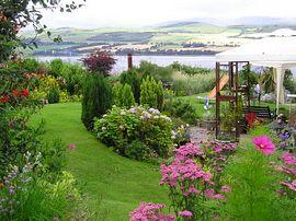 Garden View from Braigha