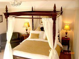 Claverton House Bedroom 1