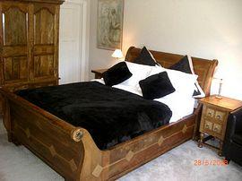 Claverton House Bedroom 2