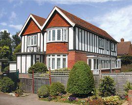 Our Tudor Exterior Style