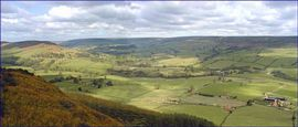 View over Farndale
