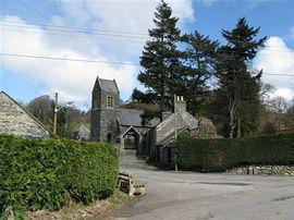 Llanfor Village