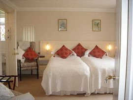 Periwinkle Cottage Double/Twin Room