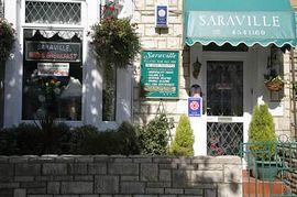 Saraville Guest House (Front)
