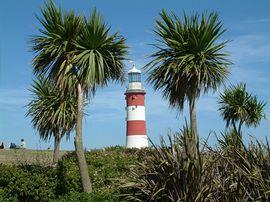 Eddystone Light House on the Hoe