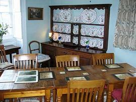 Glebe House breakfast room