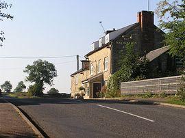The pub opposite