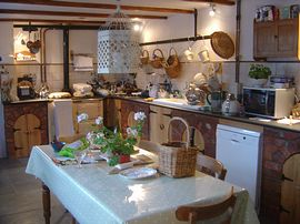 Jays Cottage kitchen