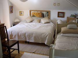 Jays Cottage - the bedroom