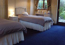 Bedroom Shown as Single