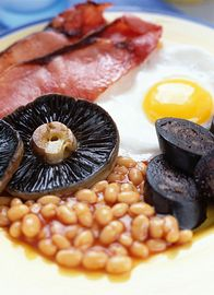 Bees Knees Full English