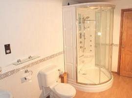 Dual Shower Steam Cabin