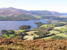 Views around the lake