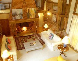 Brook Barn Sitting Room