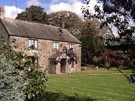 Tithe Hall Farmhouse.
