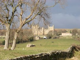 Our local castle