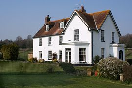 Lower Bryanston Farm House
